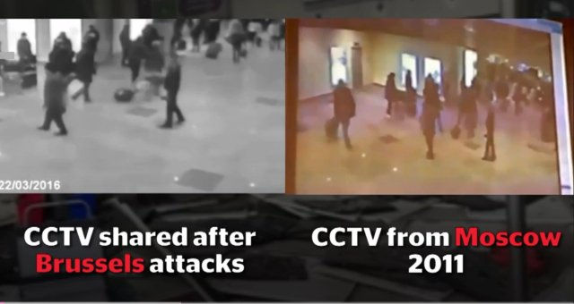Footage Purporting To Show Brussels Explosions Was Shot In 2011