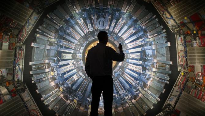 CERN scientists at large hadron collider discover new particle that defies the laws of physics
