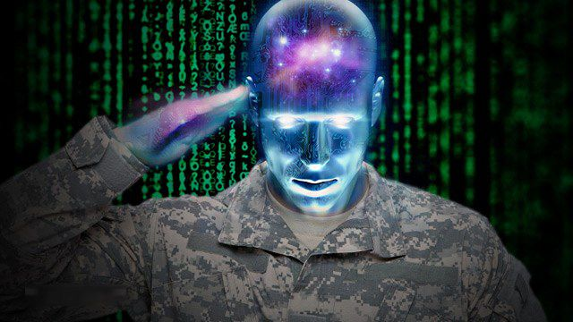 DARPA implant microchips into the brains of soldiers
