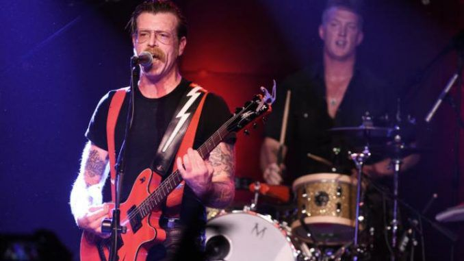 Eagles Of Death Metal Singer Changes His Tune