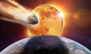 Supermoon, Eclipse & Asteroid All Happening On Same Day Next Week