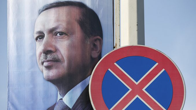 Turkish President Erdogan threatens to shut down constitutional Court
