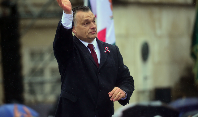 Hungarian PM gives powerful anti-EU and anti-immigration speech
