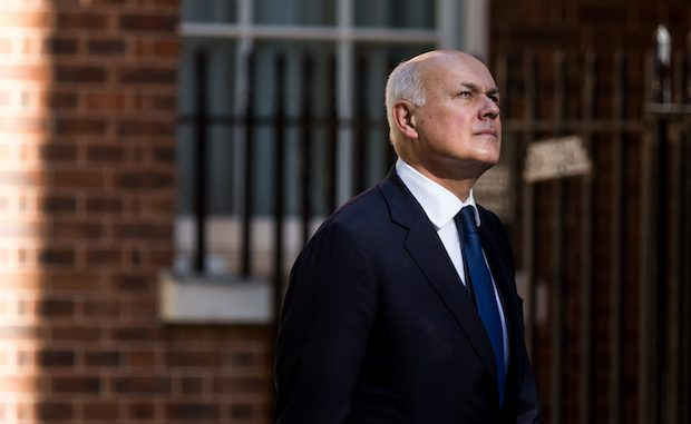Iain Duncan Smith Resigns As Work And Pensions Secretary
