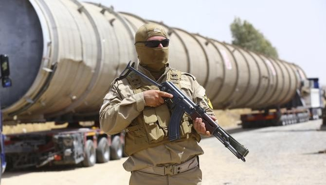 ISIS documents reveal that Turkey purchased oil from the terrorist organisation