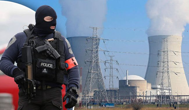 Belgian authorities have said that ISIS were planning on blowing up various nuclear power plants in Brussels
