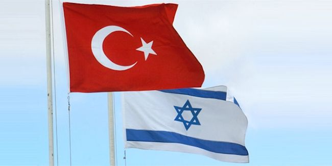 Turkey and Israel begin diplomatic talks to normalise relations between the two countries