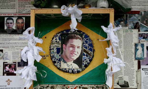 ECHR Rules Police Shooting Of Jean Charles de Menezes Was Lawful