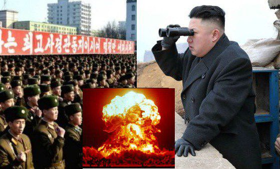 Pyongyang Threatens US & South Korea With Nuclear Strike