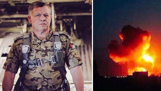 King of Jordan blames ISIS terror in Europe on Turkey