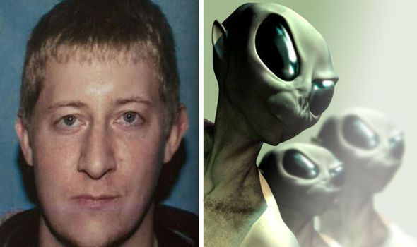 Kyle Odom claims aliens rule the planet