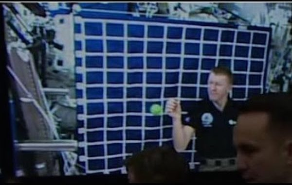 NASA caught faking astronaut footage using green screen technology