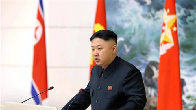 North Korea Launches Ballistic Missile Into Sea Of Japan