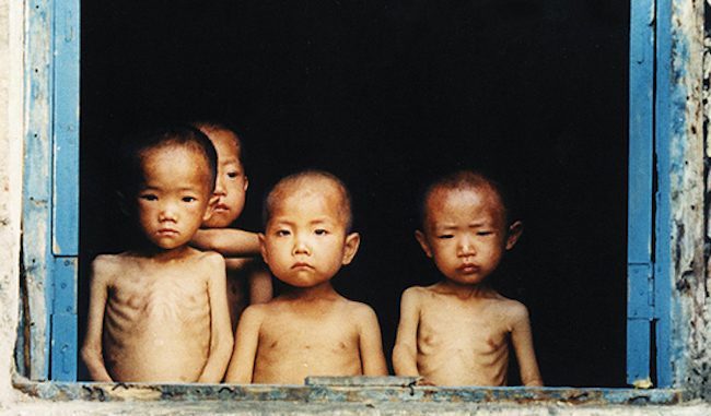 North Korea have said its citizens need to prepare for famine