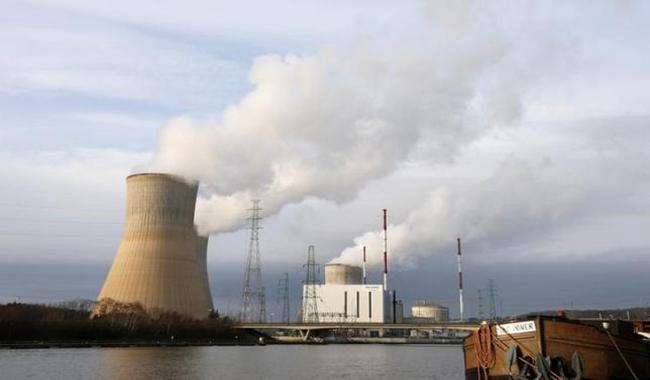 Tihange Nuclear Power Plant In Belgium Evacuated