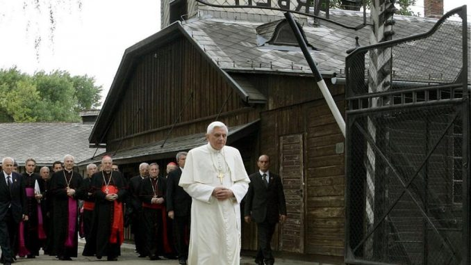 Pope Benedict is fading slowly, according to personal secretary