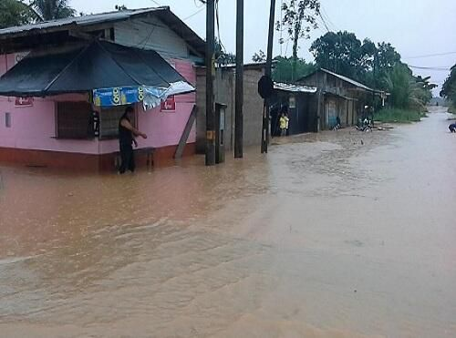 Peru Sends In Military To Help Deal With Floods