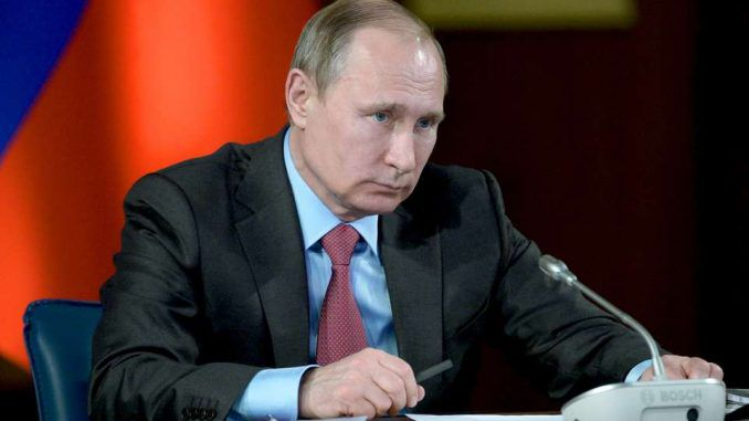 Putin says Russia can deploy military forces back to Syria in hours if needed