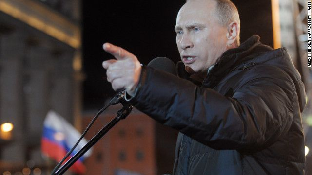 President Putin's powerful speech exposing the New World Order