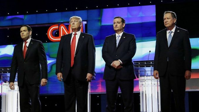 Republican Presidential Candidates Want Ground War Against ISIS