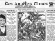 Lizard People Los Angeles Times 1933