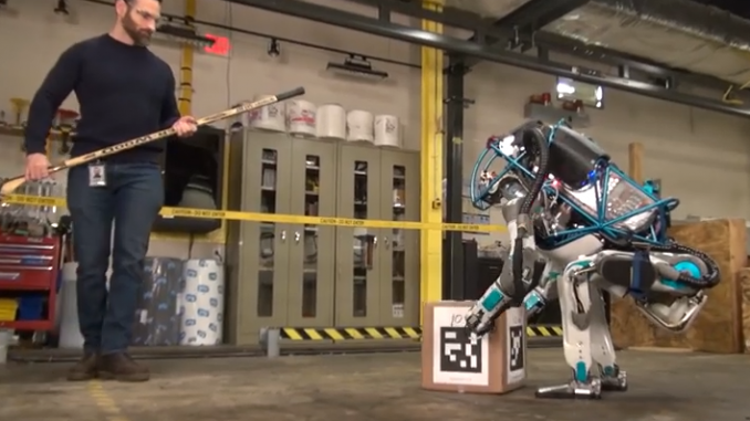 Boston Dynamics and their robot