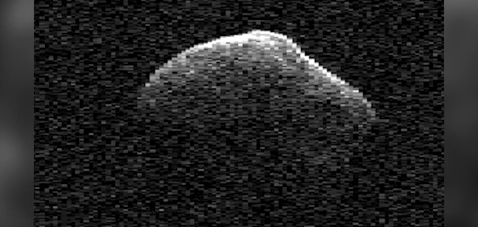 NASA Captures Comet Recently Passed By Earth On Video