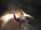 Mexicans burn Donald Trump effigies in the streets