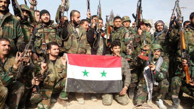 Western Leaders Silent After Syrian Army Defeat ISIS In Palmyra
