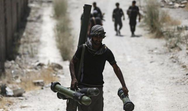 The Pentagon Wants To Retrain Syrian Opposition