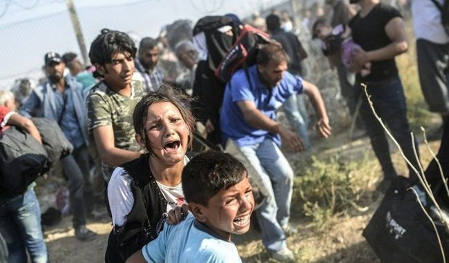 Amnesty International criticise Turkey for shooting at Syrian refugees