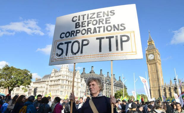 Big Business & US To Have Major Say In EU Trade Deals Under TTIP
