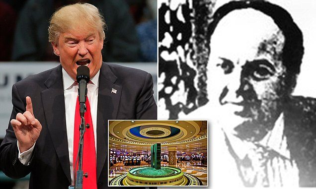 Donald Trump Linked To Racist Mobster At Trump Plaza Casino