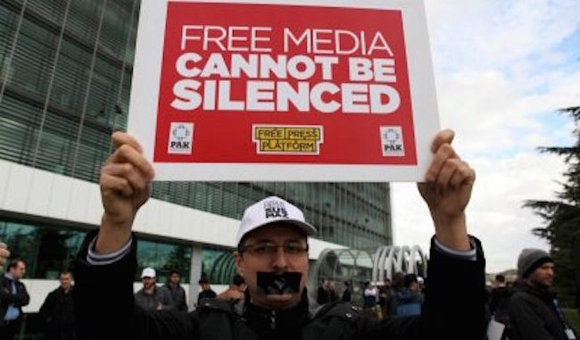 Turkey seize control of another Turkish newspaper amid crackdown on independent media