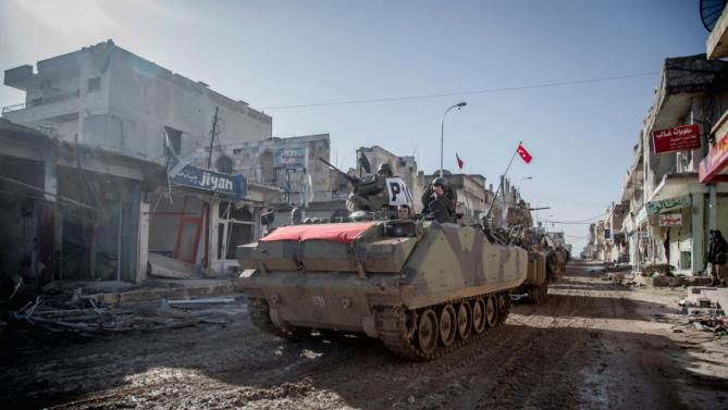 WW3 agenda moves forward as Turkey ignore the Syrian ceasefire and continue to attack