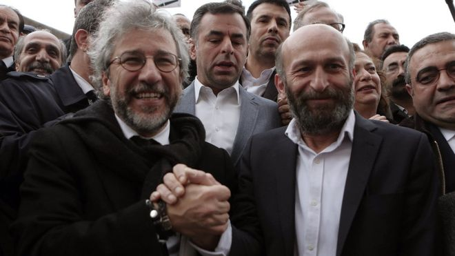 Closed Trial For Journalists Who Threaten To Expose Erdogan In court
