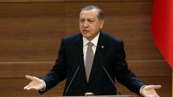 1,845 Legal Cases In 18-months For 'Insulting' Turkish President