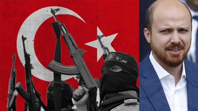 Turkish President's son is fleeing Europe after his links to ISIS were uncovered