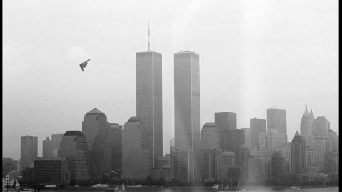 UFO footage may prove that aliens knew about the 9/11 attacks in advance
