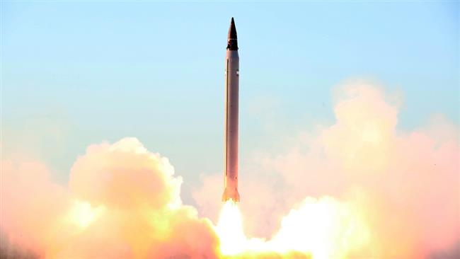 Defying US Sanctions Iran Test Fires Ballistic Missiles