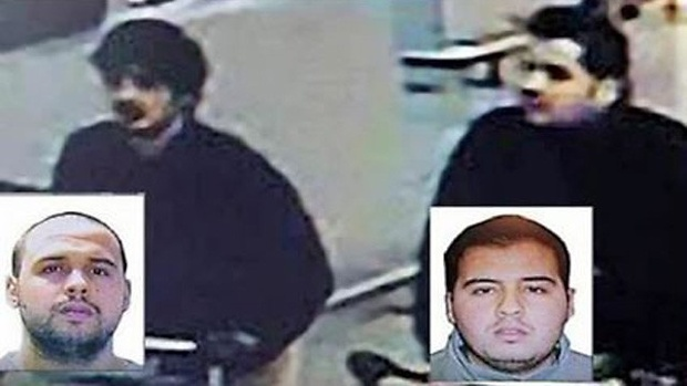 Brussels suicide bombers were known to authorities before the attacks