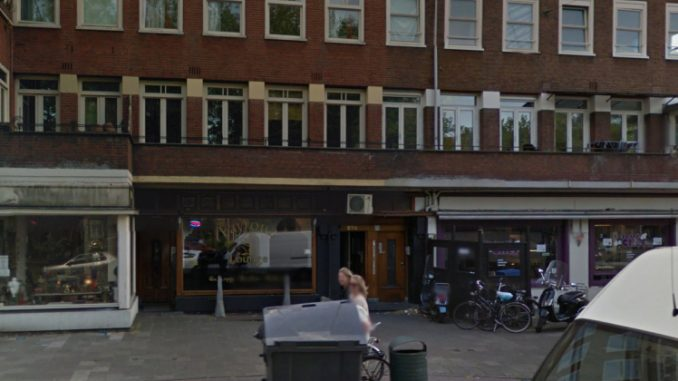 Severed Head Found Outside Amsterdam Cafe