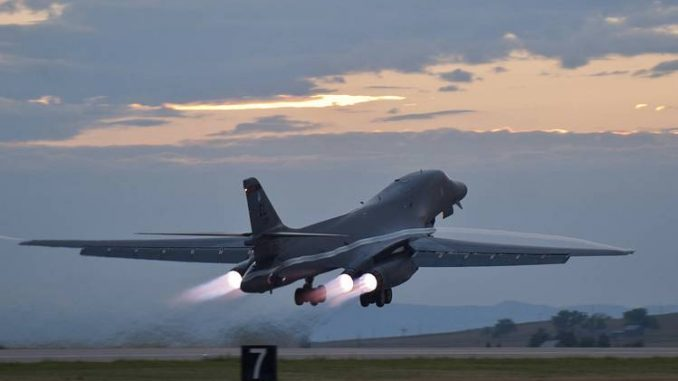 China has expressed concern over U.S. deployment of long-range bombers to Australia