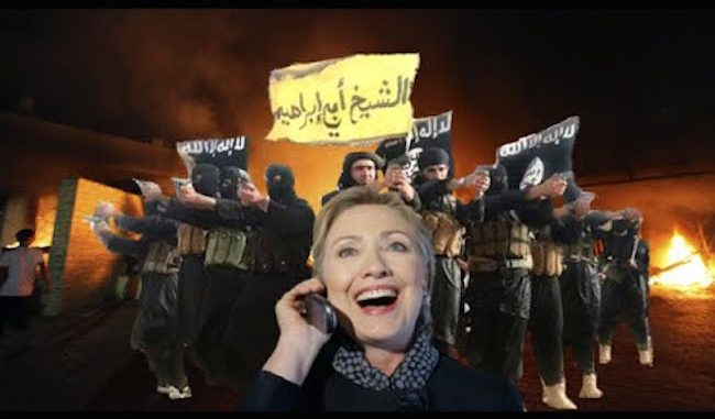 Missing Clinton email reveals that Saudi's funded Benghazi attack