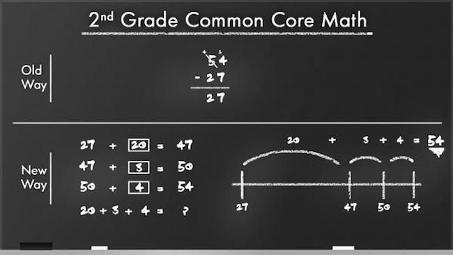 Common core math is making our children 'dumb'