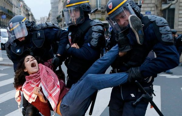 France begin arresting citizens who criticise Israel