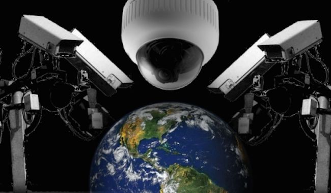 A study finds that mass surveillance by the government forces citizens to self-censor and self-police themselves