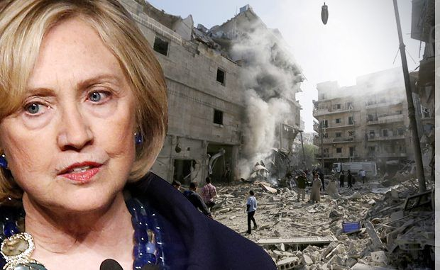 Hillary Clinton's Role In Libya War Revealed