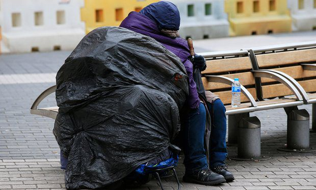 Rise In Homelessness Is Proof UK At 'Mercy Of Housing Crisis'