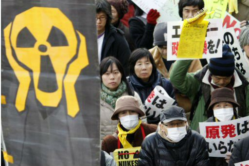 Japan: 30 Thousand Protest PM's Plan To Restart Nuclear Reactors